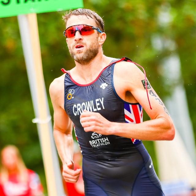 Steven Crowley – British Triathlon