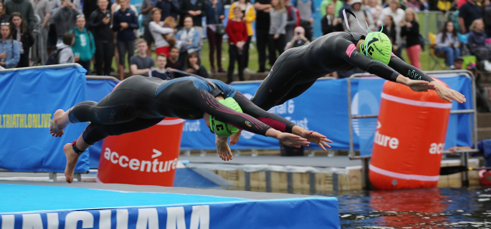 What Is Mixed Relay British Triathlon Basic Skills In Race
