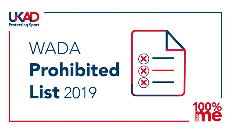 WADA Prohibited List 2019: What you need to know