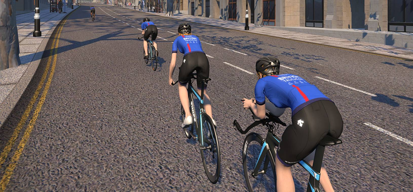 British Triathlon partners with Zwift – British Triathlon
