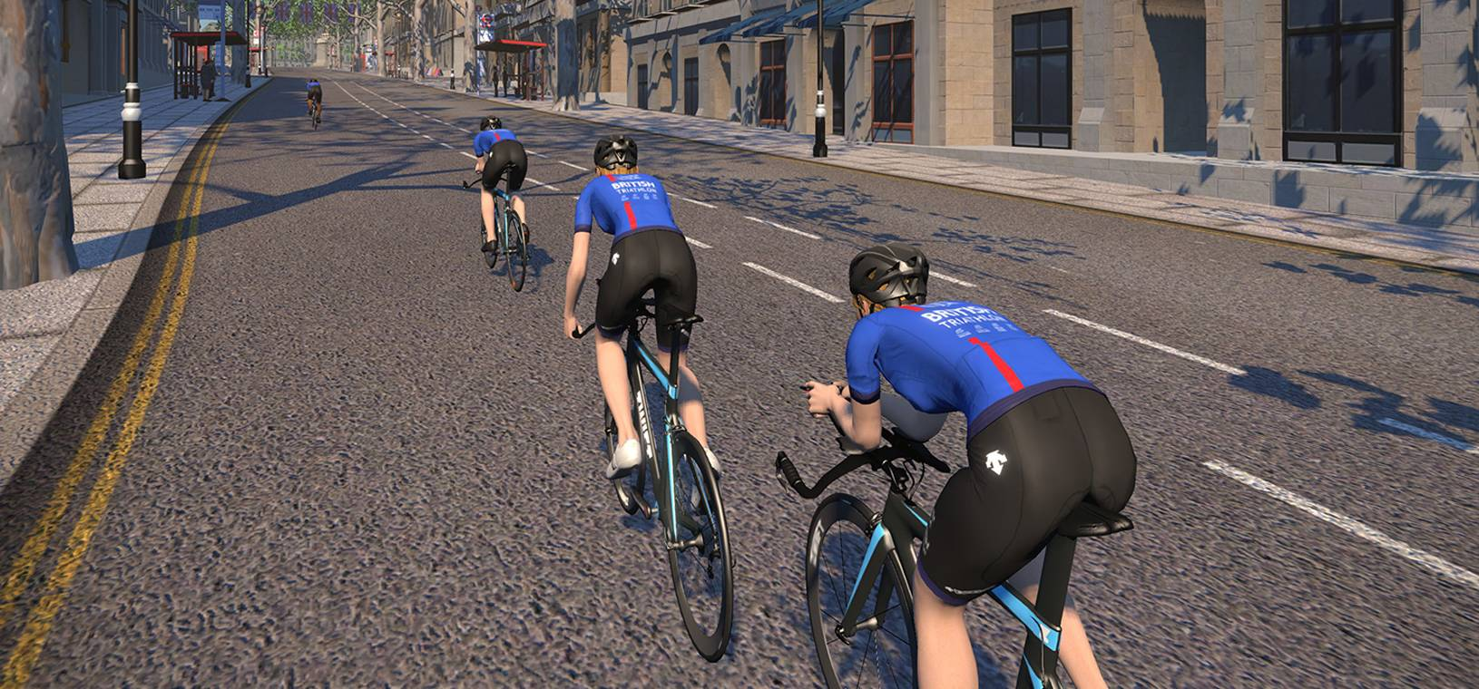 Connect your TrainingPeaks account with Zwift – British