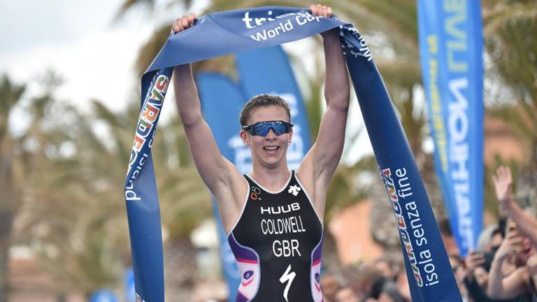 Double gold as Brownlee and Coldwell win in Cagliari