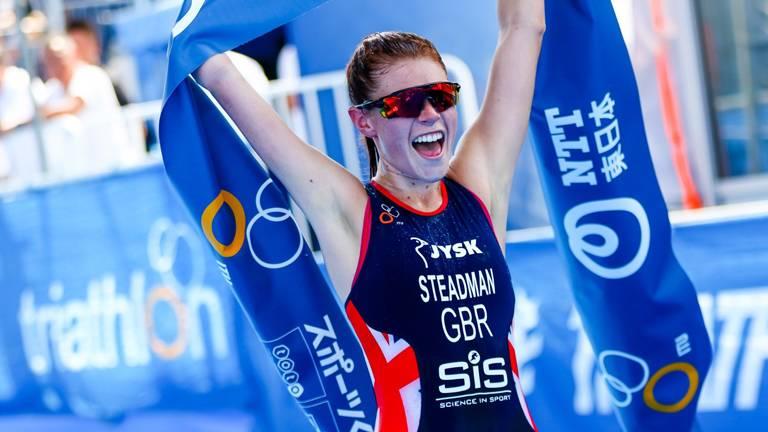 Seven medals for British Paratriathletes in Tokyo