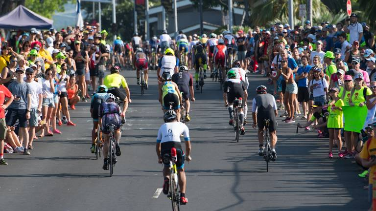 Pallant kicks off the new IRONMAN decade with IRONMAN 70.3 South Africa